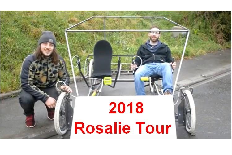 ILS ONT BESOIN DE VOUS       Rosalie Tour 2018  URGENT   Rennes de Brno 324