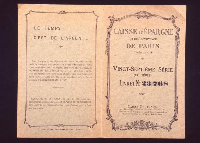 Depuis 200 ans, les Français adorent le livret A 450
