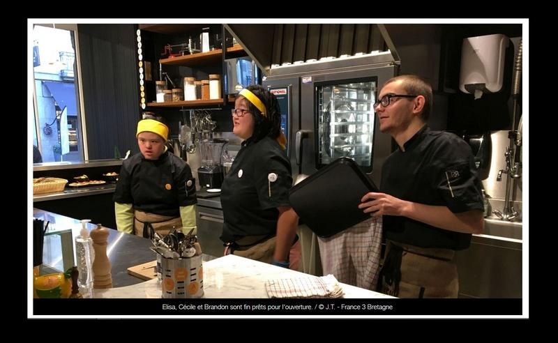 """Rennes : """"Joyeux"""", le café qui place le handicap au coeur de la ville 52210"""
