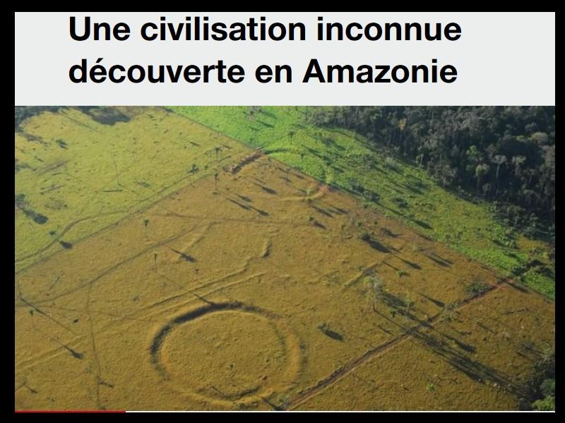 Une civilisation inconnue découverte en Amazonie 728