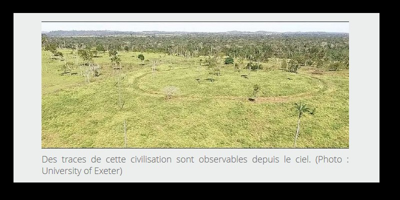 Une civilisation inconnue découverte en Amazonie 730