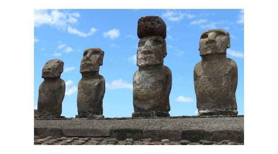 Le mystère des géants de l'île de Pâques enfin élucidé A1013