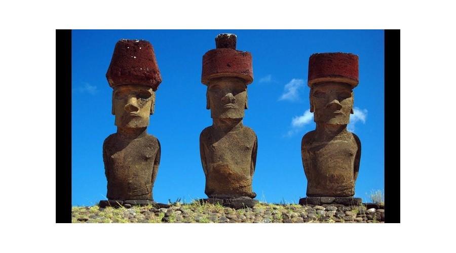 Le mystère des géants de l'île de Pâques enfin élucidé A1015