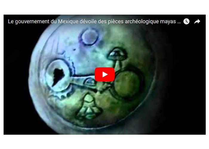« Les Extraterrestres de Nasca-Alien Project-Ces pièces archéologiques mayas prouvent-elles un contact extraterrestre ? » Patric11