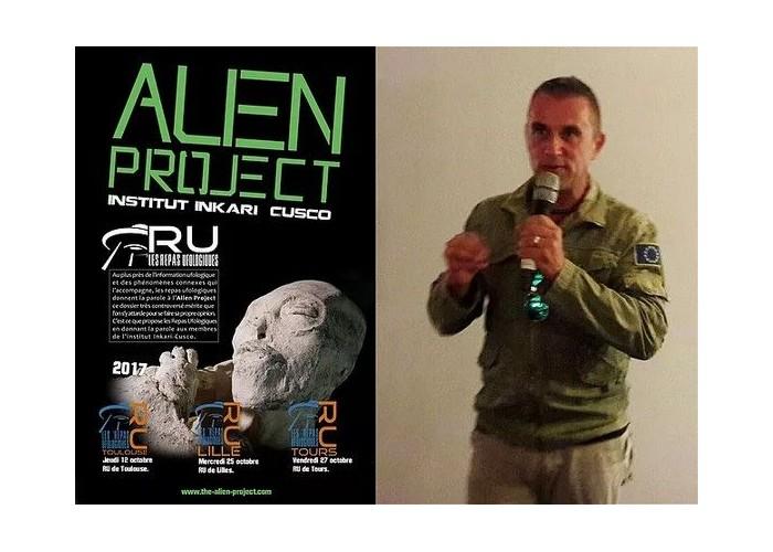 « Les Extraterrestres de Nasca-Alien Project-Ces pièces archéologiques mayas prouvent-elles un contact extraterrestre ? » Patric13