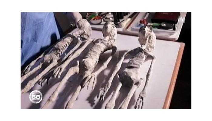 « Les Extraterrestres de Nasca-Alien Project-Ces pièces archéologiques mayas prouvent-elles un contact extraterrestre ? » Patric17