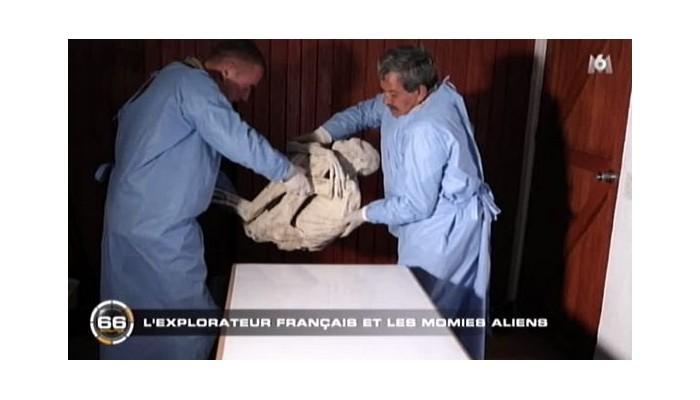 « Les Extraterrestres de Nasca-Alien Project-Ces pièces archéologiques mayas prouvent-elles un contact extraterrestre ? » Patric20