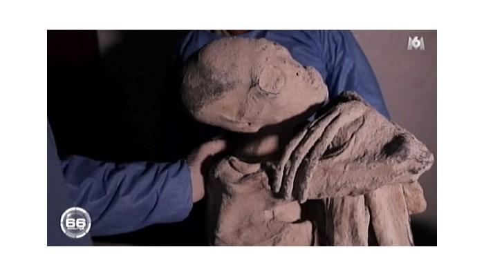 « Les Extraterrestres de Nasca-Alien Project-Ces pièces archéologiques mayas prouvent-elles un contact extraterrestre ? » Patric21