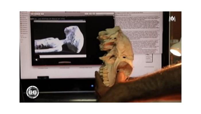 « Les Extraterrestres de Nasca-Alien Project-Ces pièces archéologiques mayas prouvent-elles un contact extraterrestre ? » Patric25