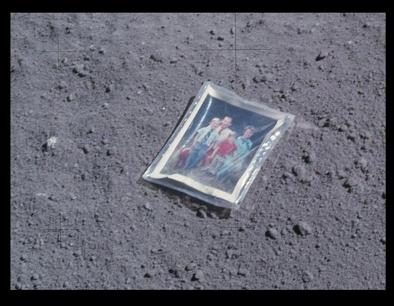 180 tonnes de déchets abandonnés sur la Lune Sans1002