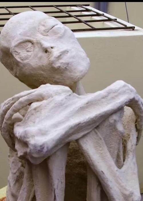 Pérou : Les momies à trois doigts ne sont pas humaines selon les scientifiques Sans1026