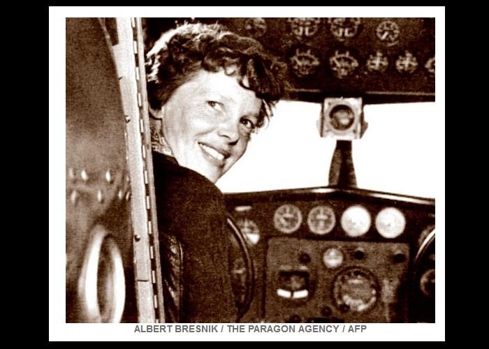 Fin d'un long mystère ? L'aviatrice Amelia Earhart serait bien morte sur une île du Pacifique Sans1040