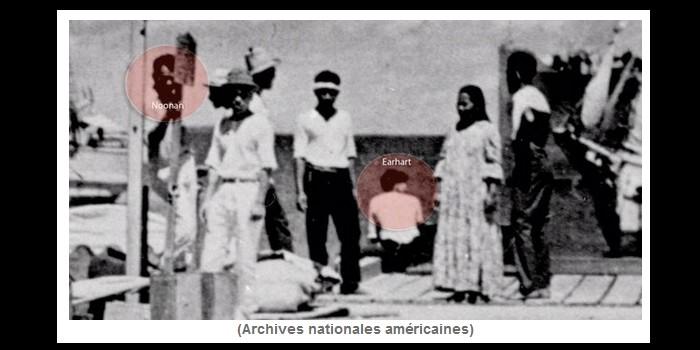 Fin d'un long mystère ? L'aviatrice Amelia Earhart serait bien morte sur une île du Pacifique Sans1041