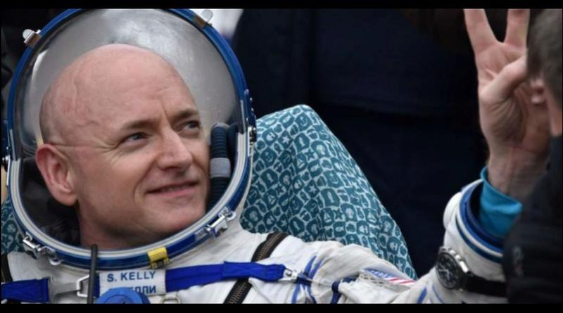 Scott Kelly : le voyage dans l'espace de l'astronaute a bel et bien modifié son ADN Sans1042