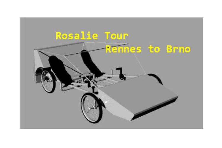 ILS ONT BESOIN DE VOUS       Rosalie Tour 2018  URGENT   Rennes de Brno Sans1079