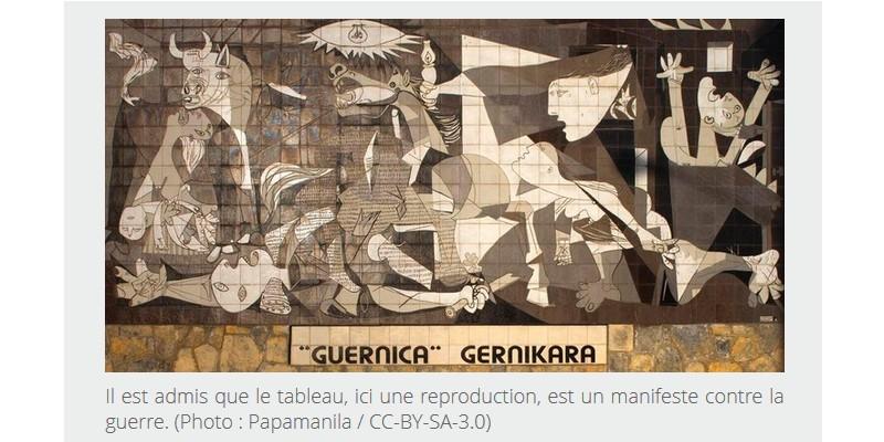 Et si Guernica n'était pas ce qu'on croyait ? Sans1138