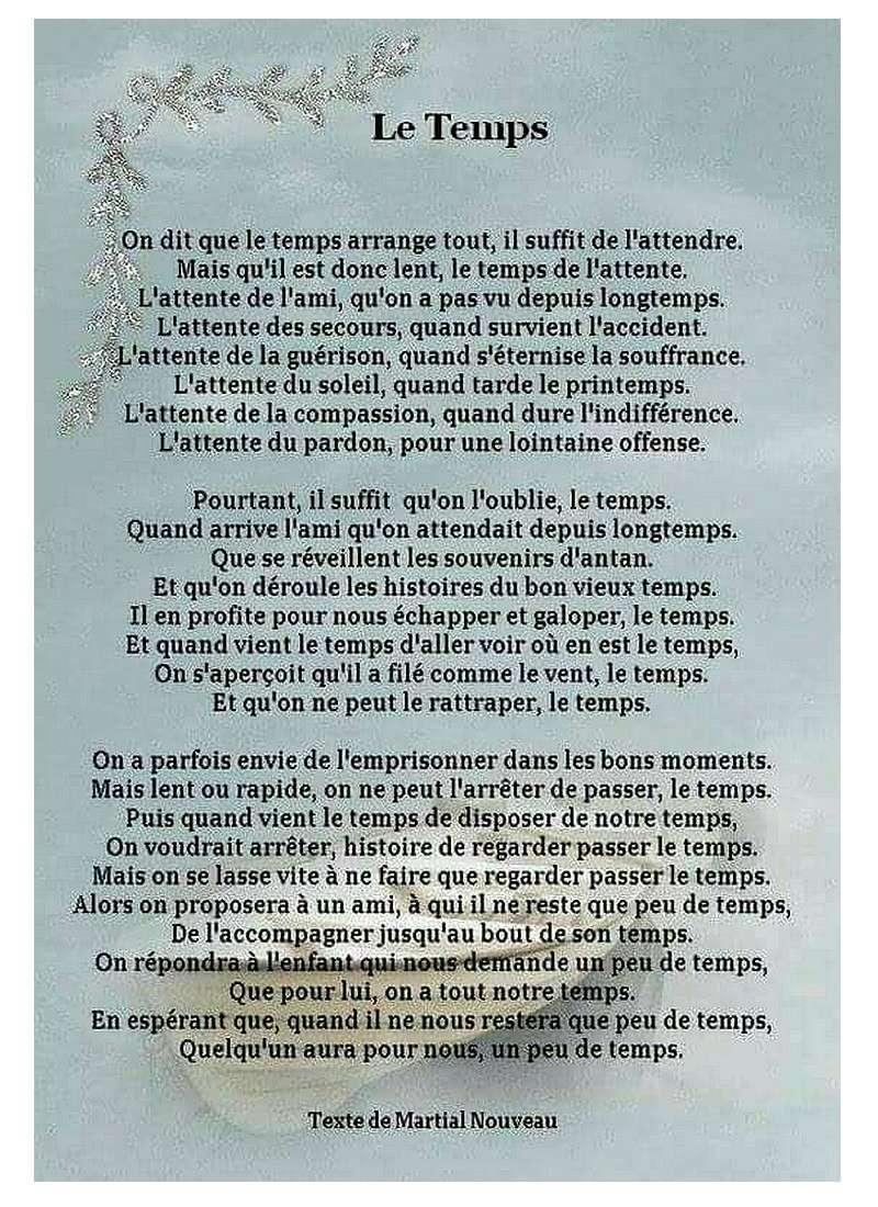 POEME SUR LE TEMPS ( facebook) Sans1159