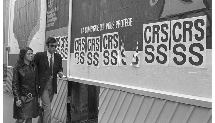 Les dix slogans qui ont fait Mai-68 et qui sont restés Sans1275