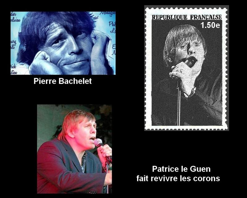 Patrice Le Guen, artiste-sosie de Pierre Bachelet Sans1347
