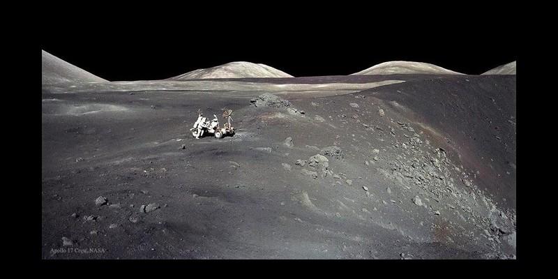 La Nasa va construire une station-service sur la Lune Sans1457