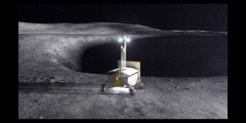 La Nasa va construire une station-service sur la Lune Sans1458