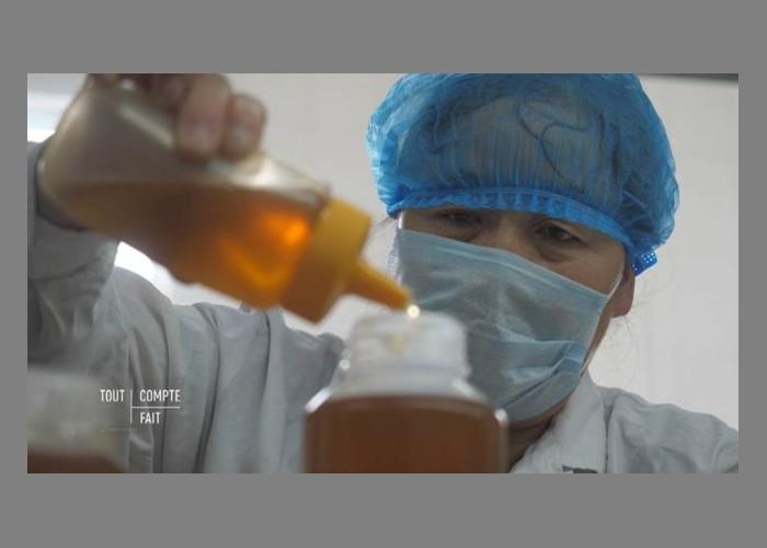 """À l'assaut des """"faux miels"""" coupés au sucre  Sans1501"""
