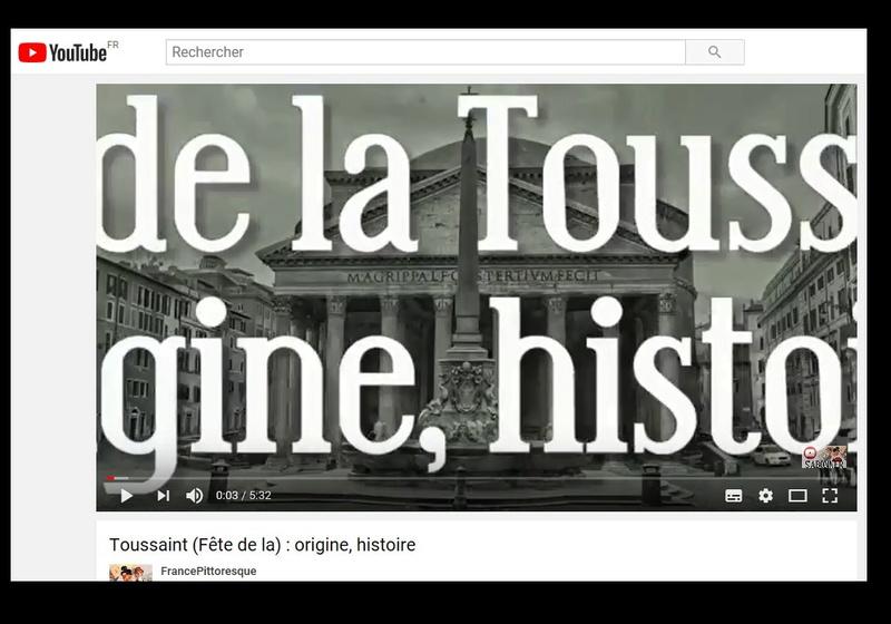 Toussaint (Fête de la) : origine, histoire Sans_141
