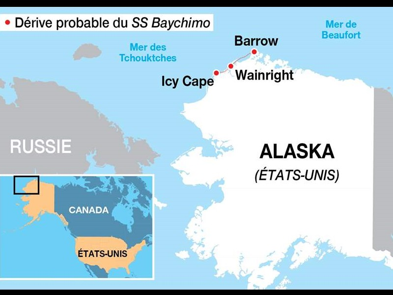 SS Baychimo, le cargo fantôme de l'Arctique Sans_382