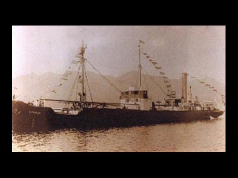SS Baychimo, le cargo fantôme de l'Arctique Sans_383