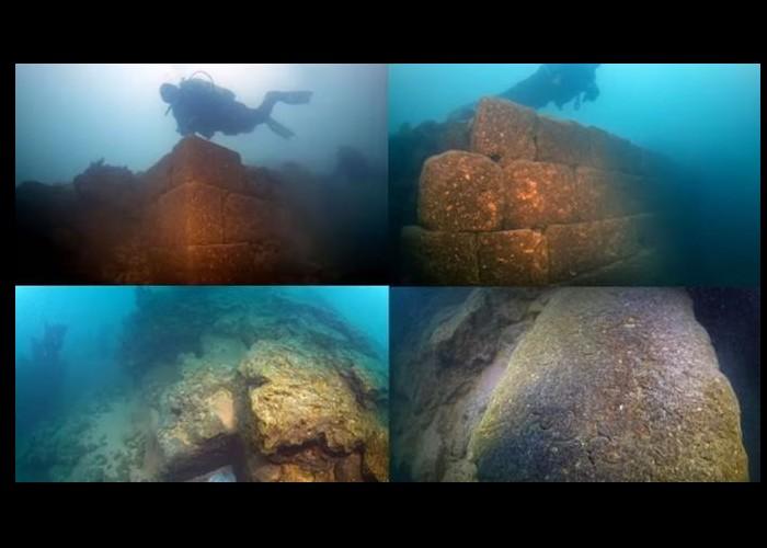 Une forteresse vieille de 3000 ans découverte engloutie sous un lac de Turquie Sans_466