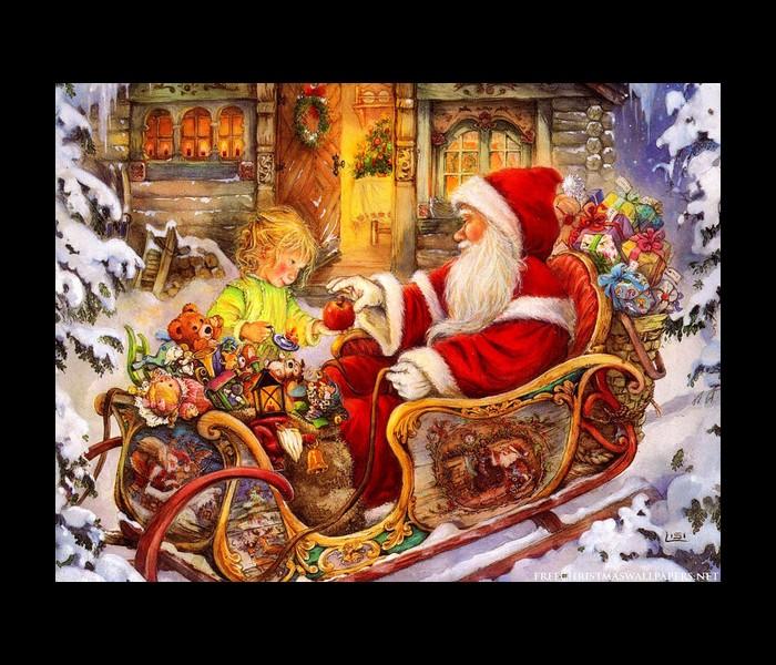 La période des Fêtes est autant synonyme de traditions de Noël que de réjouissances. Sans_476
