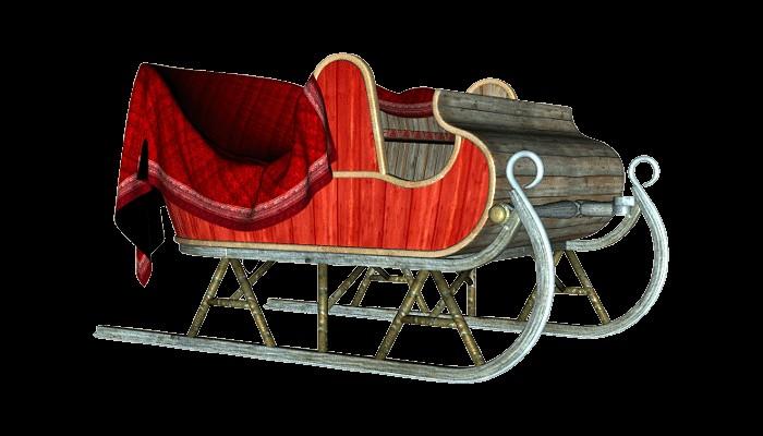 La période des Fêtes est autant synonyme de traditions de Noël que de réjouissances. Sans_477