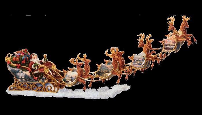 La période des Fêtes est autant synonyme de traditions de Noël que de réjouissances. Sans_482