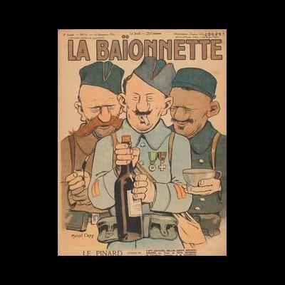 Produire et consommer les vins et alcools en France de 1914 à 1918 : une autre manière de comprendre la Première Guerre mondiale Sans_534