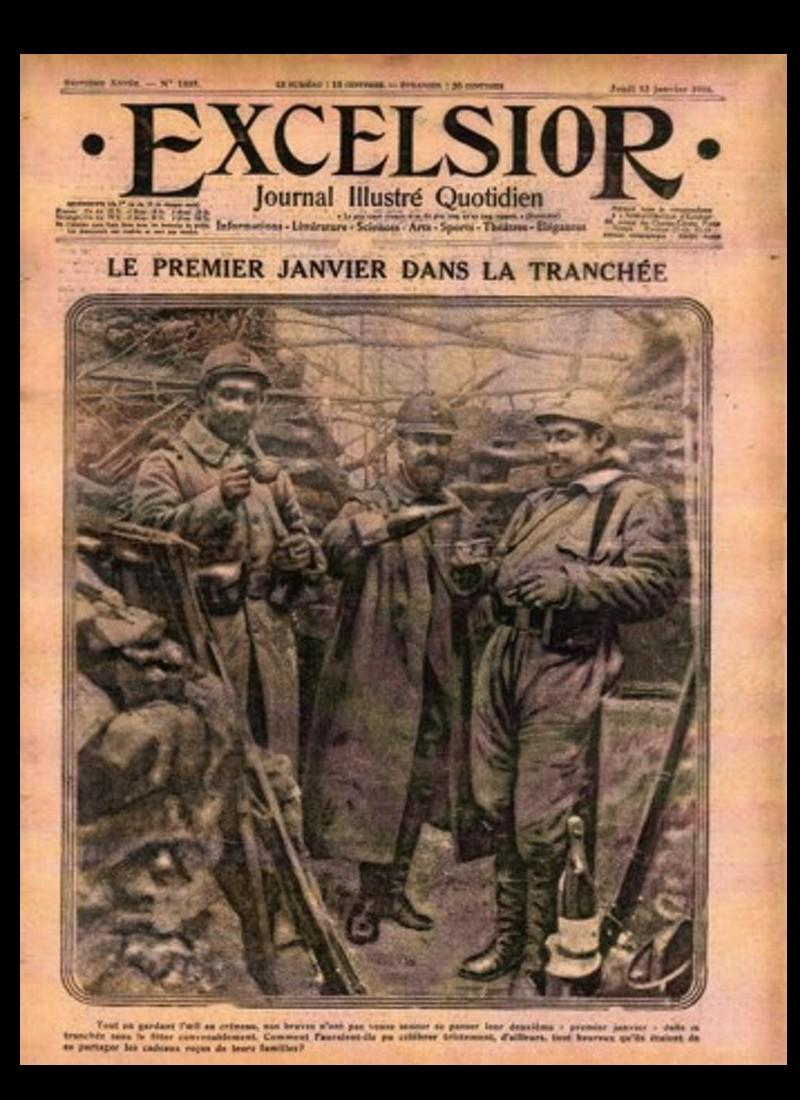 Produire et consommer les vins et alcools en France de 1914 à 1918 : une autre manière de comprendre la Première Guerre mondiale Sans_536