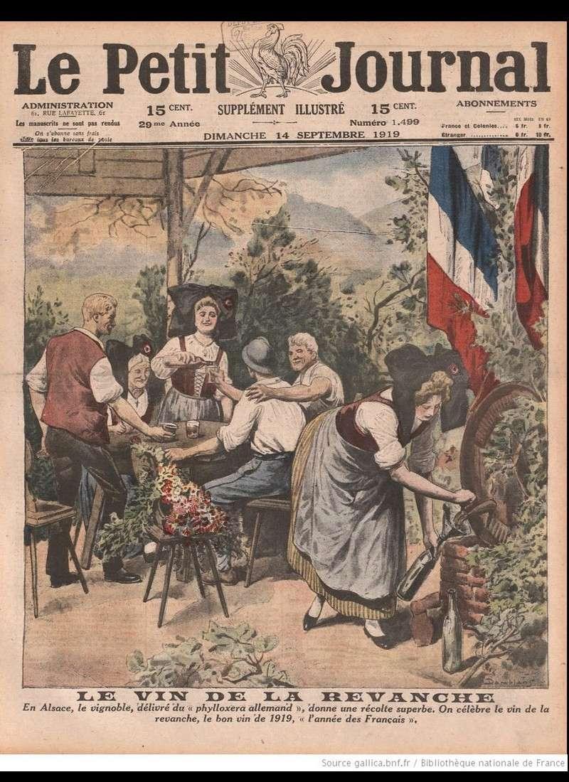 Produire et consommer les vins et alcools en France de 1914 à 1918 : une autre manière de comprendre la Première Guerre mondiale Sans_538