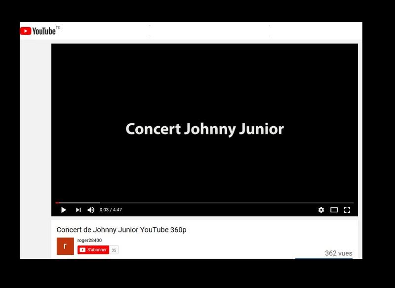 Johnny Junior, ce sosie vocal de Johnny voit sa carrière décoller  Sans_576