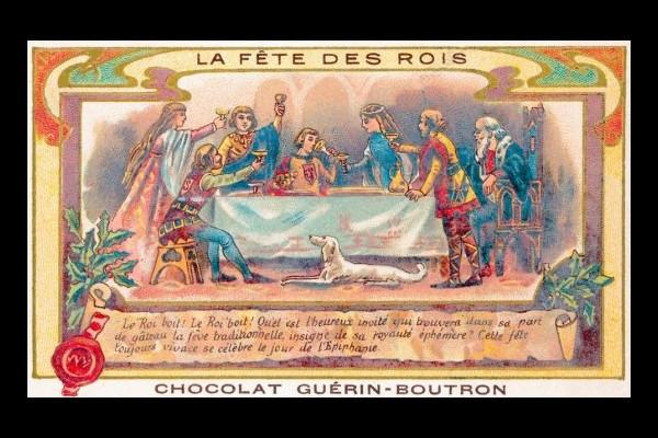 Tradition du jour des Rois  et galette de l'Épiphanie Sans_626