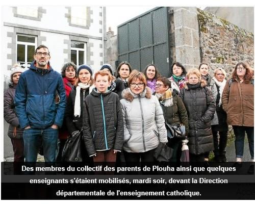 Plouha. Le collège Saint-Pierre fermera ses portes à la fin de l'année scolaire Sans_727