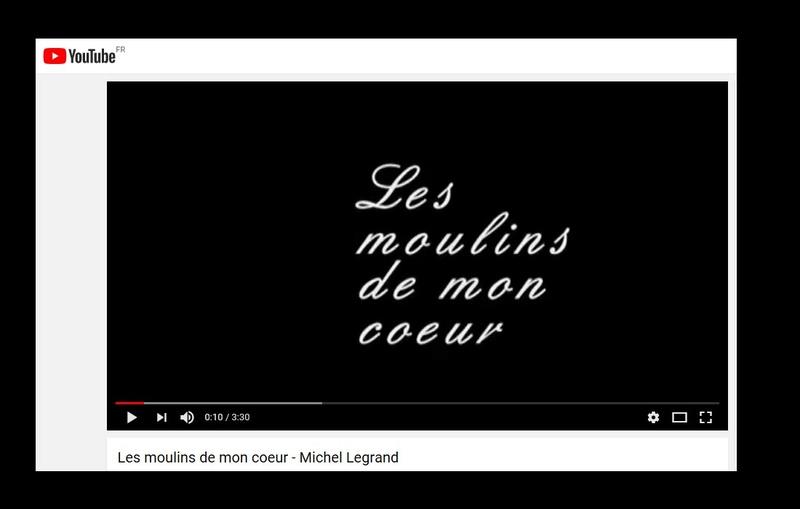 L'AFFAIRE THOMAS CROWN/The Thomas Crown Affair (1968), musique de MICHEL LEGRAND Sans_738