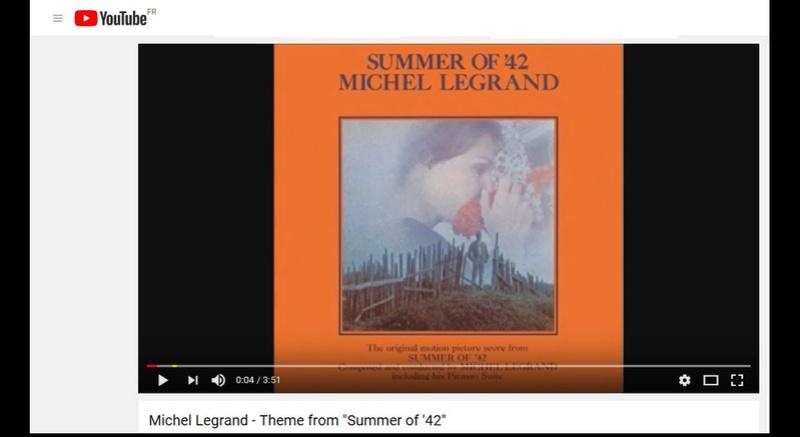 L'AFFAIRE THOMAS CROWN/The Thomas Crown Affair (1968), musique de MICHEL LEGRAND Sans_739