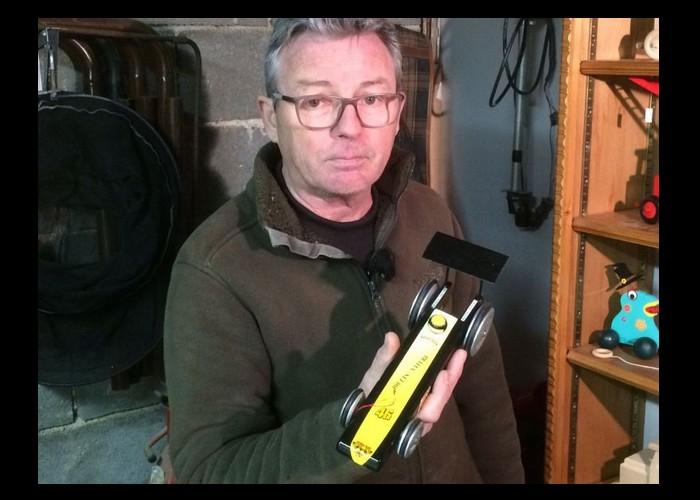 St Geyrac : Le fabricant de jouet artisanal poussé à la fermeture pour une question de normes Sans_924