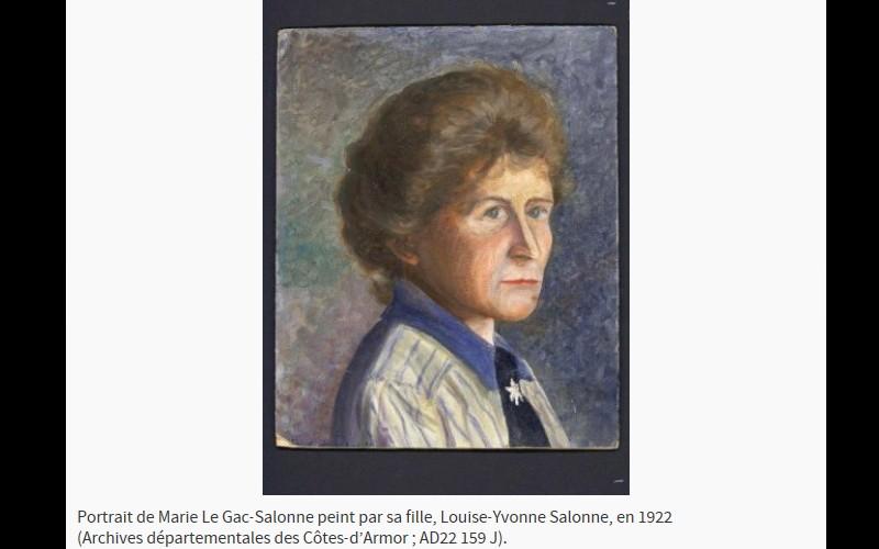 Bretonnes d'influence. 1. Marie Le Gac-Salonne  Sans_969