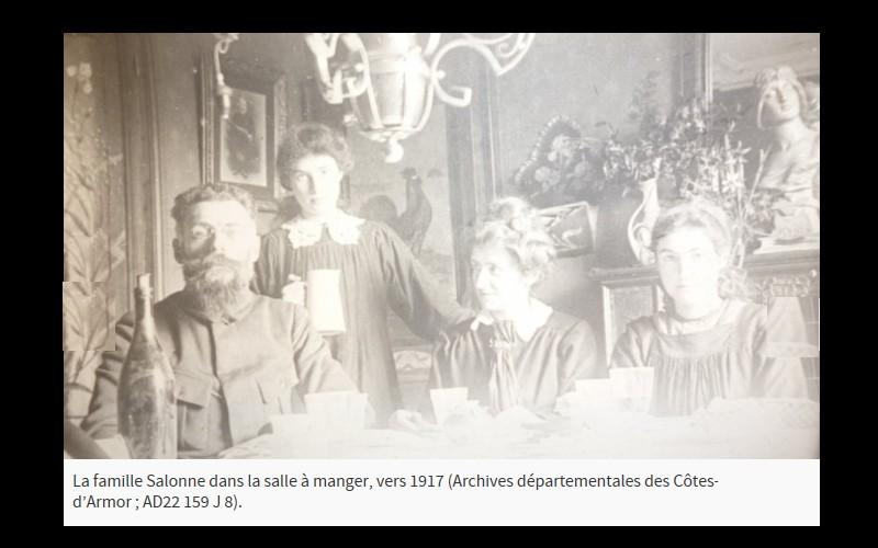 Bretonnes d'influence. 1. Marie Le Gac-Salonne  Sans_970