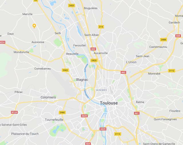 Dimanche 23 juin 2019 - Concours F3K à Merville (Toulouse)  Map10