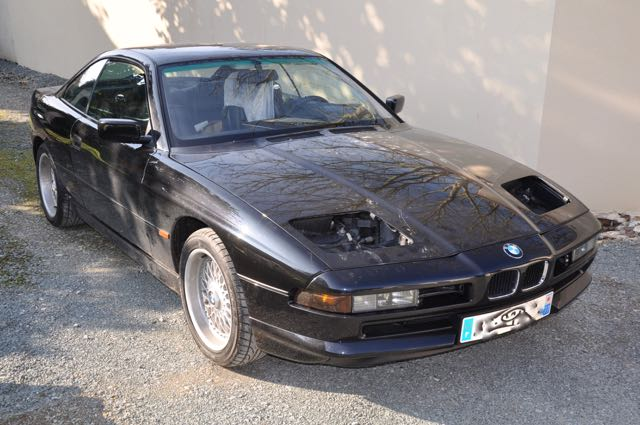 Restauration BMW 850 M73 Annony11