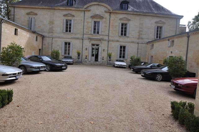 Meeting Bordeaux Club E31  Forum_16