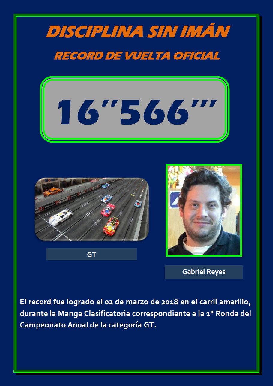RECORD DE VUELTA OFICIAL DEL CIRCUITO Record14