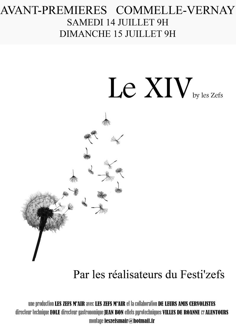Le XIV By Les Zefs Affich10