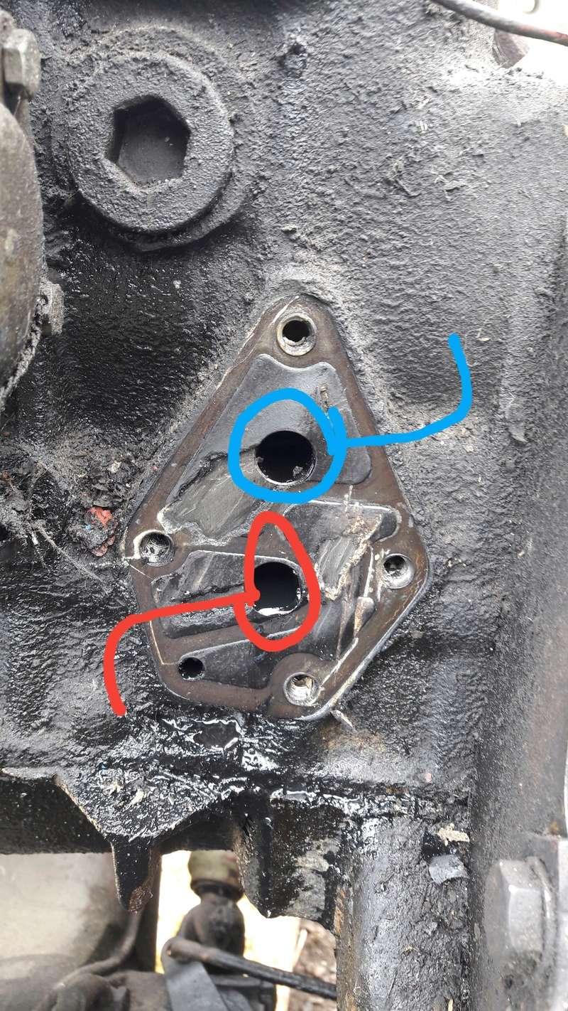 Problème changement moteur 421. 20180510